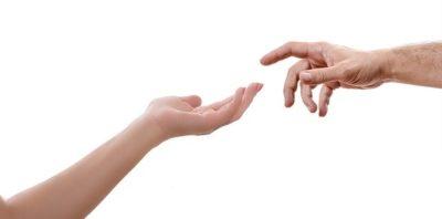 Hoe condoleer je zonder handen te schudden?