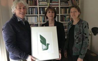 Alma Uitvaartzorg heeft het GreenLeave Keurmerk!!